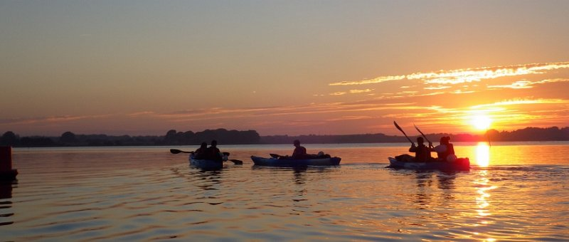 South Devon Gold Sea Kayak Expeditions - Last remaining spaces!